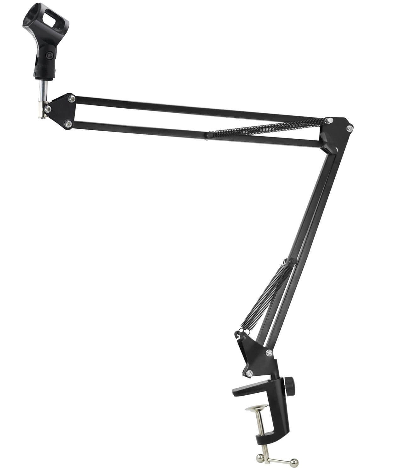 New Jersey Sound Recording Microphone Stand Inc. Desk Clamp
