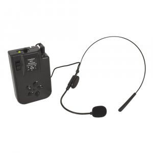 QTX Headset Beltpack Add On for Busker, Quest & PAL - 174.1MHz