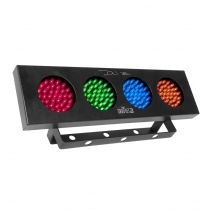 Chauvet DJ Bank 4 Colour Sound Activated DJ Disco Party Bar Strip Light