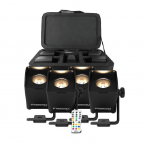 Chauvet Freedom Q1N Set of 4