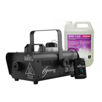 Chauvet DJ Hurricane H1000 Smoke Machine inc 5L Fluid