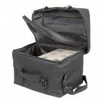 Chord MLBAG6 Microphone Karaoke Mic Gig Flight Bag Carry Case 6 Mic's & Leads