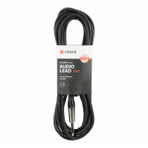 "Chord Classic 6m 1/4"" Jack (Stereo) to XLR (Male)"