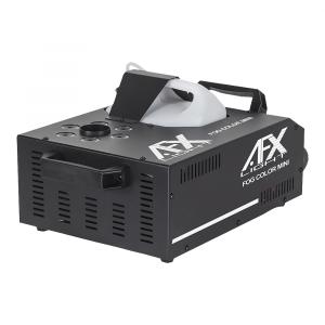 AFX Light Mini Vertical DMX Smoke Machine inc. RGB Lights