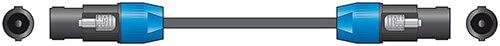 QTX Spk Plug to Spk Plug Speaker Lead