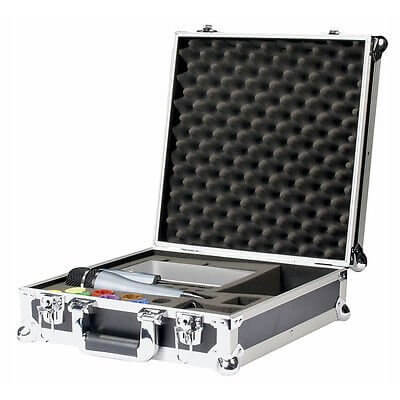 DAP Wireless Foamed Microphone Flightcase for Radio Mic