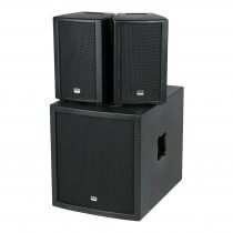 DAP Audio Clubmate II 700W Active PA System