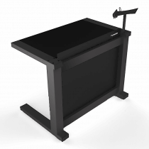 Humpter Console BASIC DJ Booth (Black)