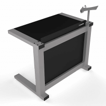Humpter Console BASIC DJ Booth (Grey)
